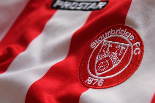 Jersey, Soccer, Stourbridge, Stourbridge Fc