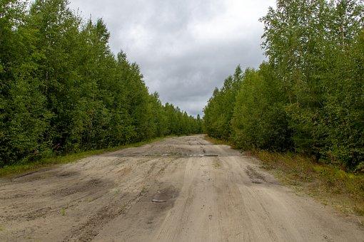 Off-road, Dirt, Road, Bumps, Rough Road, Travel, Suv