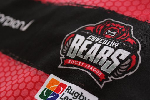Jersey, Sports, Coventry Bears, Rugby League