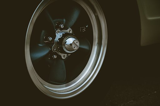 Tire, Wheel, Vintage Car, Cars Tires, Auto, Car