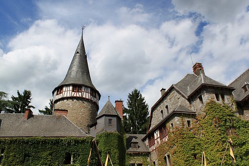 Castle, Architecture, Wall, Towers, Fortress