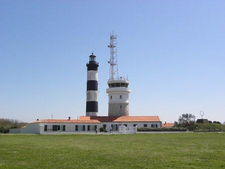 Lighthouse, Charente-maritime, Island Of Oleron, Island