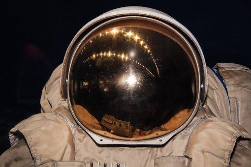 Cosmonaut Space Suit, Cosmonaut, Astronaut, Technology