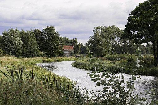 Landscape, Doncaster, Britain, England, Nature, Scenic