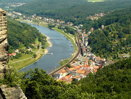 Elbe, Fortress Doncaster, Saxon Switzerland