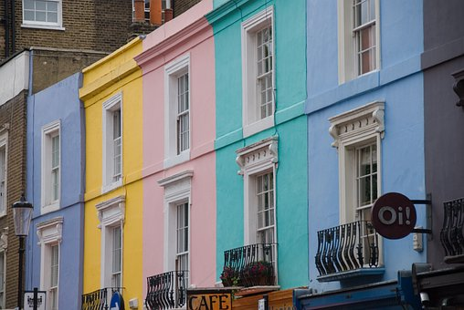 Portobello Road, London, England