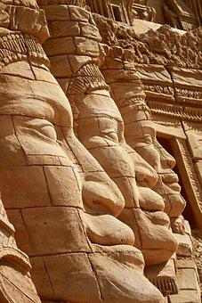 Sand, Sand Sculpture, Sandworld, Statue, Sculpture