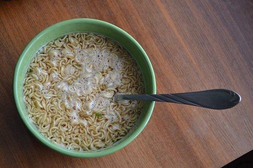 Soup, Zupka Chińskaho, Dinner, Hot