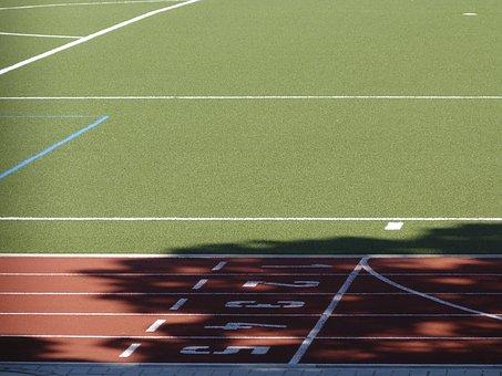 Cinder, Start, Stadium, Rush, Sport, Race, Finish Line
