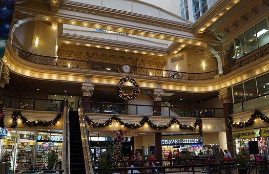 The Borse, Philadelphia, Pa, City, Eating, Mall, Stores