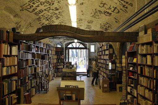Library, Old, Book, The Book Store, Books, Reading