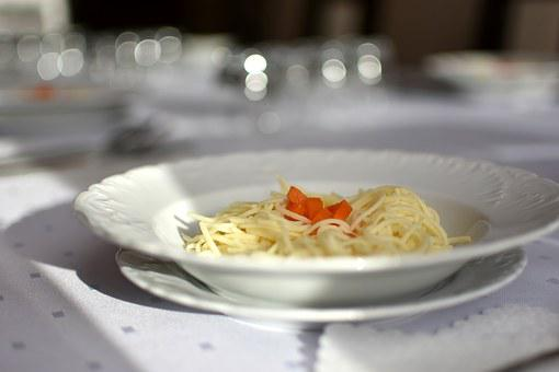 The Tradition Of, Pasta, Soup, Chicken Soup, Eating