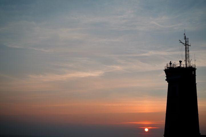 Sunset, Sun, Nature, Sky, Twilight, Evening, Side