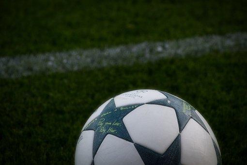 Football, Soccer, Sport, Ball, Rush, Football Pitch