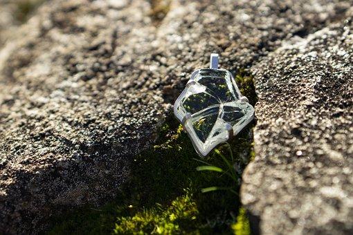 Jewel, Rock, Glass, Transparent, Leak, Translucent