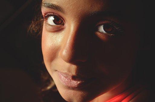 Kid, Brazil, Brazilian, Kid Brazilian, Girl, Portrait