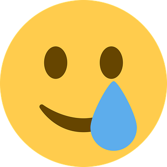 Juneteenth, Cry, Emoji, Emoticon, Emotion, Sad, Logo