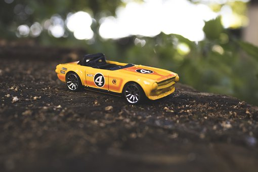 Toy, Vehicle, Car, Wheels, Miniature, Classic, Retro