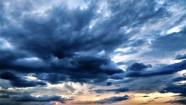 Sky, Nature, Clouds, Cloudscape, Cloudy, Cloudy Skies
