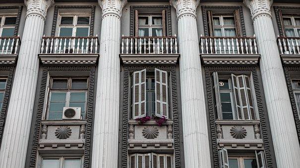 Building, Construction, Window, Facade, Exterior