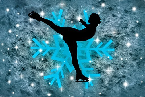 Skater, Silhouette, Woman, Performance, Sports