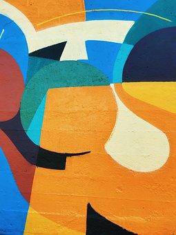 Graffiti, Art, Street Art, Painting, Urban, Artistic