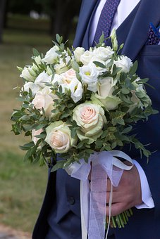 Flowers, Bouquet, Floral Arrangement, Bridal Bouquet
