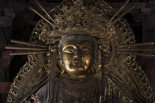 Japan, Temple, Nara
