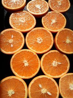 Oranges, Texture, Refreshing
