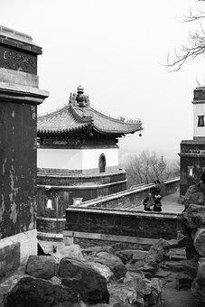 Culture, China, Summer Palace, Beijing, Chinese Palace
