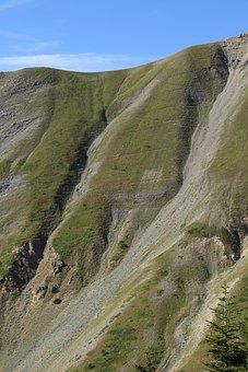 Mountain, Alps, Vegetation, Devil Hike, Hike, Nature