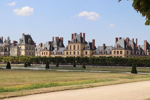 Building, Castle, Monument, Royal, Garden