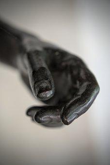 Hand, Statue, Figure, Art, Sculpture