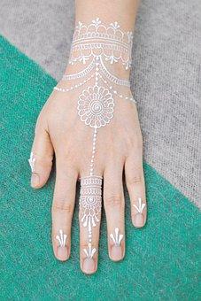 Girl, Hand, Henna, Hand Model, Makeup, Malay, Malaysian
