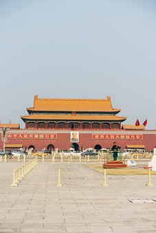 Temple, Palace, Building, Museum, Forbidden City, China