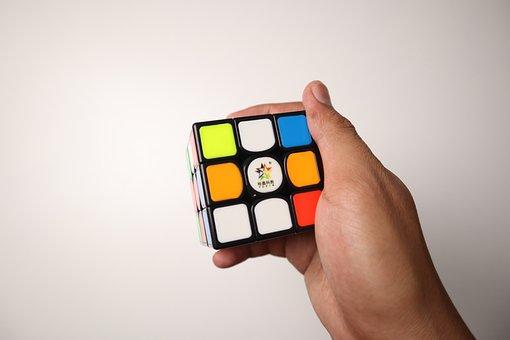 Rubiks Cube, Rubiks, Cube, Cubing, Rubik Scrambled