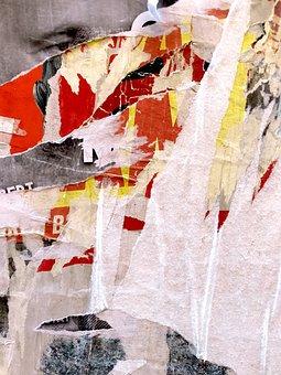 Wall, Texture, Art, Pattern, Grunge, Concrete, White