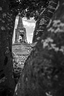Landmark, Ossuary, Mount Cimone, Tonezza, Italy