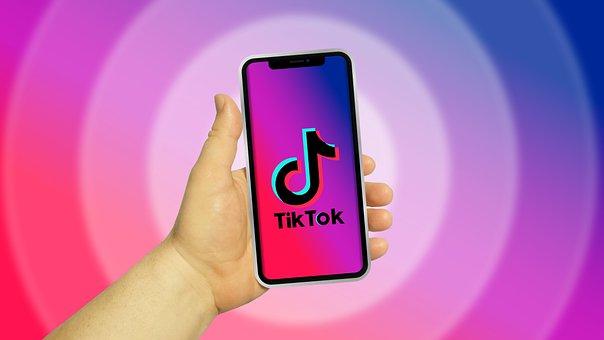 Tiktok, Social Media, Smartphone, Iphone