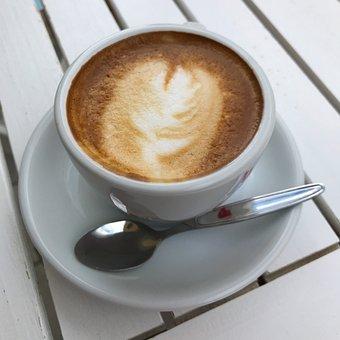 Cappuccino, Coffee, Breakfast, Caffeine, Cup Of Coffee