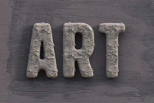 Text, Typography, Letters, 3d, Abstract, Decorative