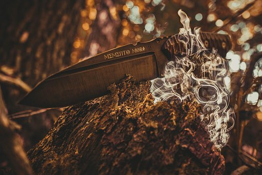 Knife, Hunting Knife, Tool, Weapon, Basic Survival