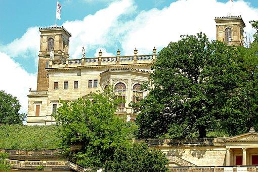 Building, Castle, Landmark, Destination, Architecture