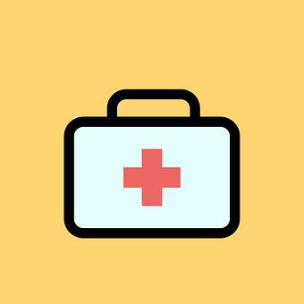 First Aid, Health, Icon, Symbol, Nurse, Doctor, Medical
