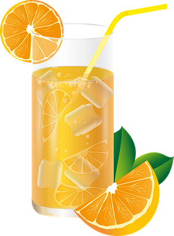 Orange Juice, Juice, Orange, Cold Drink, Fresh