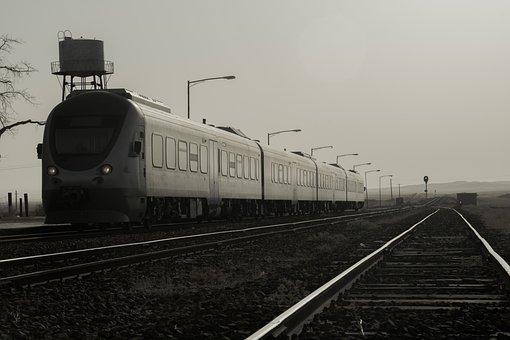 Train, Railway, Tracks, Railway Station, Travel