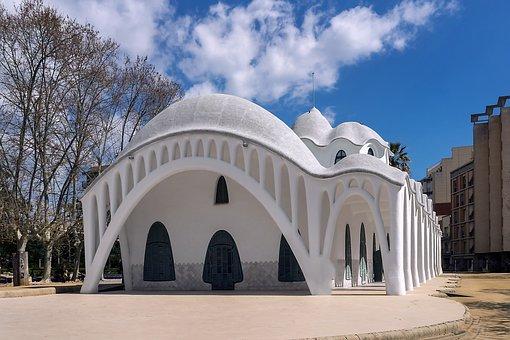 House, Modernist, Architecture, Facade, City, Design