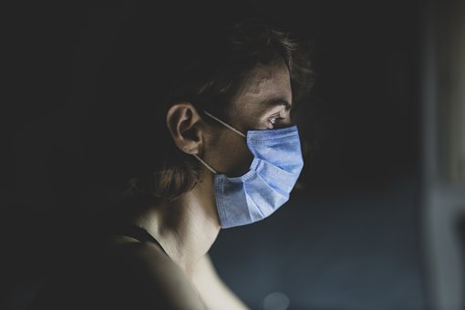 Coronavirus, Mask, Quarantine, Virus, Covid-19