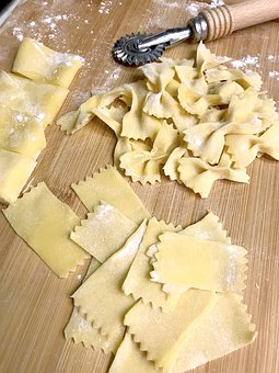 Pasta, Meal, Homemade, Kitchen, Noodles, Food, Italian