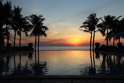 Quang Binh, Vietnam, Landscape, Sunset, Nature